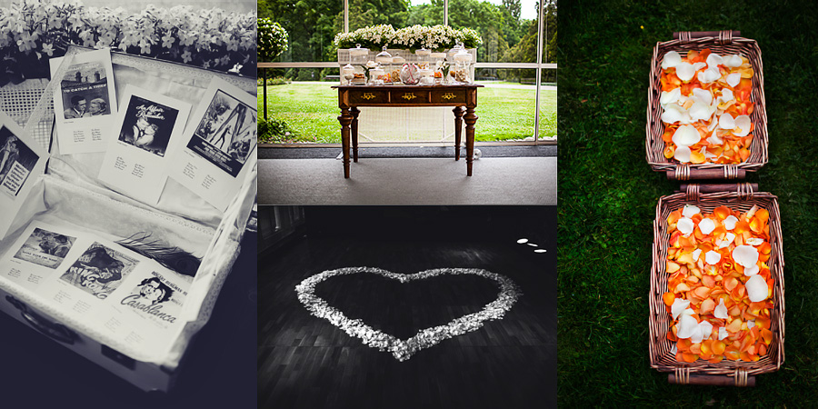 Detale zdjęcia ślubne